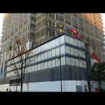 日本橋室町三丁目地区第一種市街地再開発事業A地区新築工事 (2017年12月撮影)
